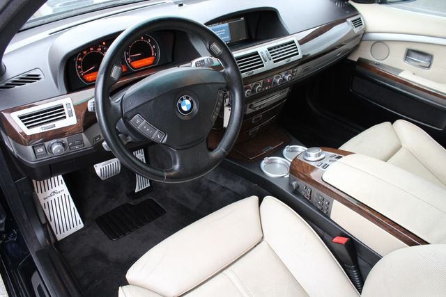 2006 BMW 750Li NAVIGATION XENON SERVICE RECORDS in Van Nuys, CA 91406