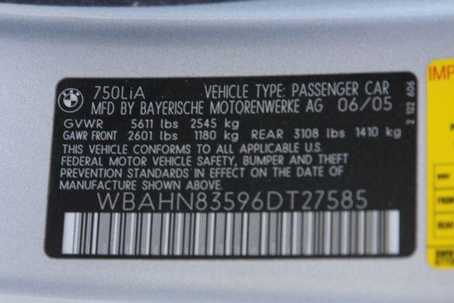 2006 BMW 750Li Phoenix, AZ 56