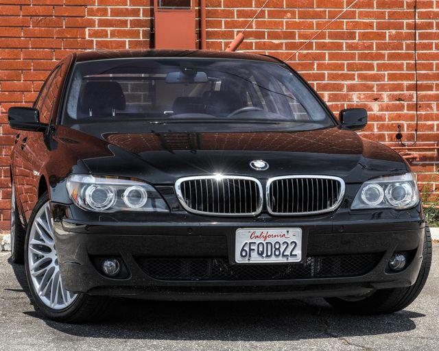 2006 BMW 760i Burbank, CA 2