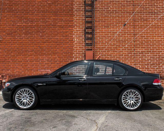 2006 BMW 760i Burbank, CA 4