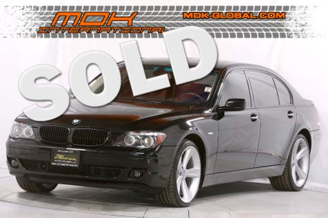 2006 BMW 760Li - V12 - Heavily optioned  in Los Angeles