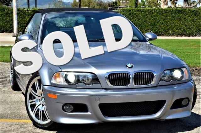 2006 BMW M Models M3