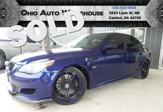2006 BMW M5 V10 Navigation Sunroof Clean Carfax We Finance | Canton, Ohio | Ohio Auto Warehouse LLC in Canton Ohio