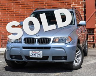 2006 BMW X3 3.0i Burbank, CA