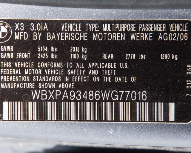 2006 BMW X3 3.0i Burbank, CA 27