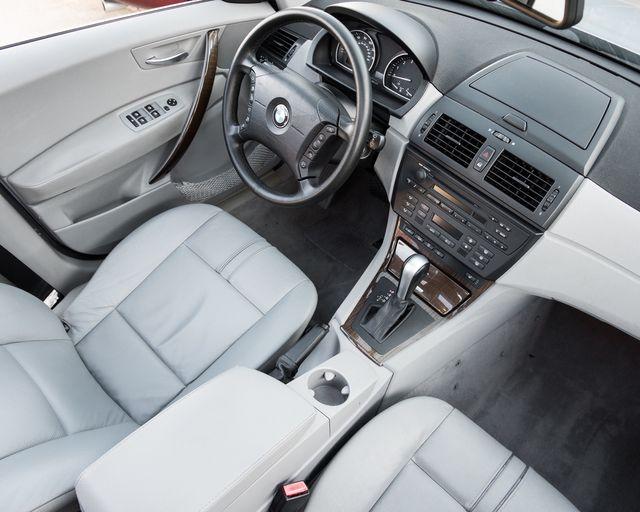 2006 BMW X3 3.0i Burbank, CA 11