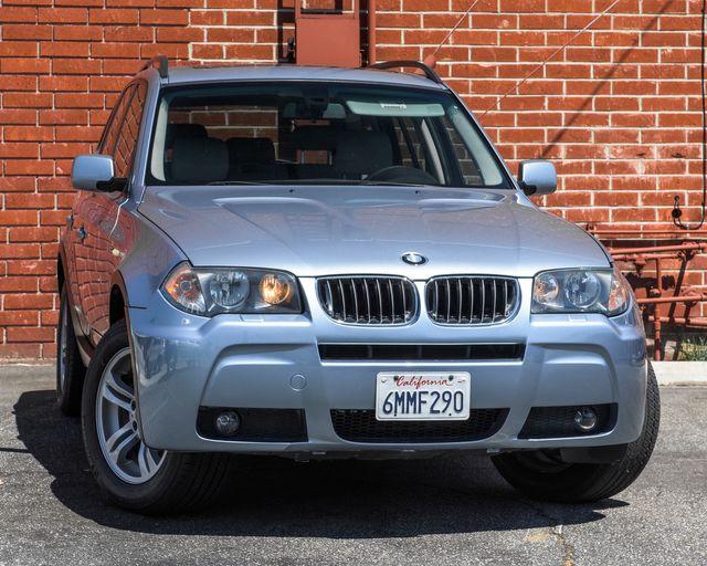 2006 BMW X3 3.0i Burbank, CA 2