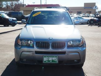 2006 BMW X3 3.0i 3.0i Englewood, CO 1