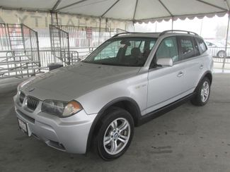 2006 BMW X3 3.0i Gardena, California