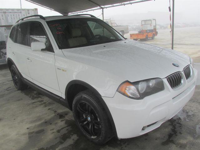 2006 BMW X3 3.0i Gardena, California 3