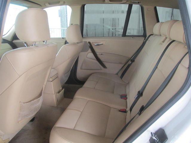 2006 BMW X3 3.0i Gardena, California 10
