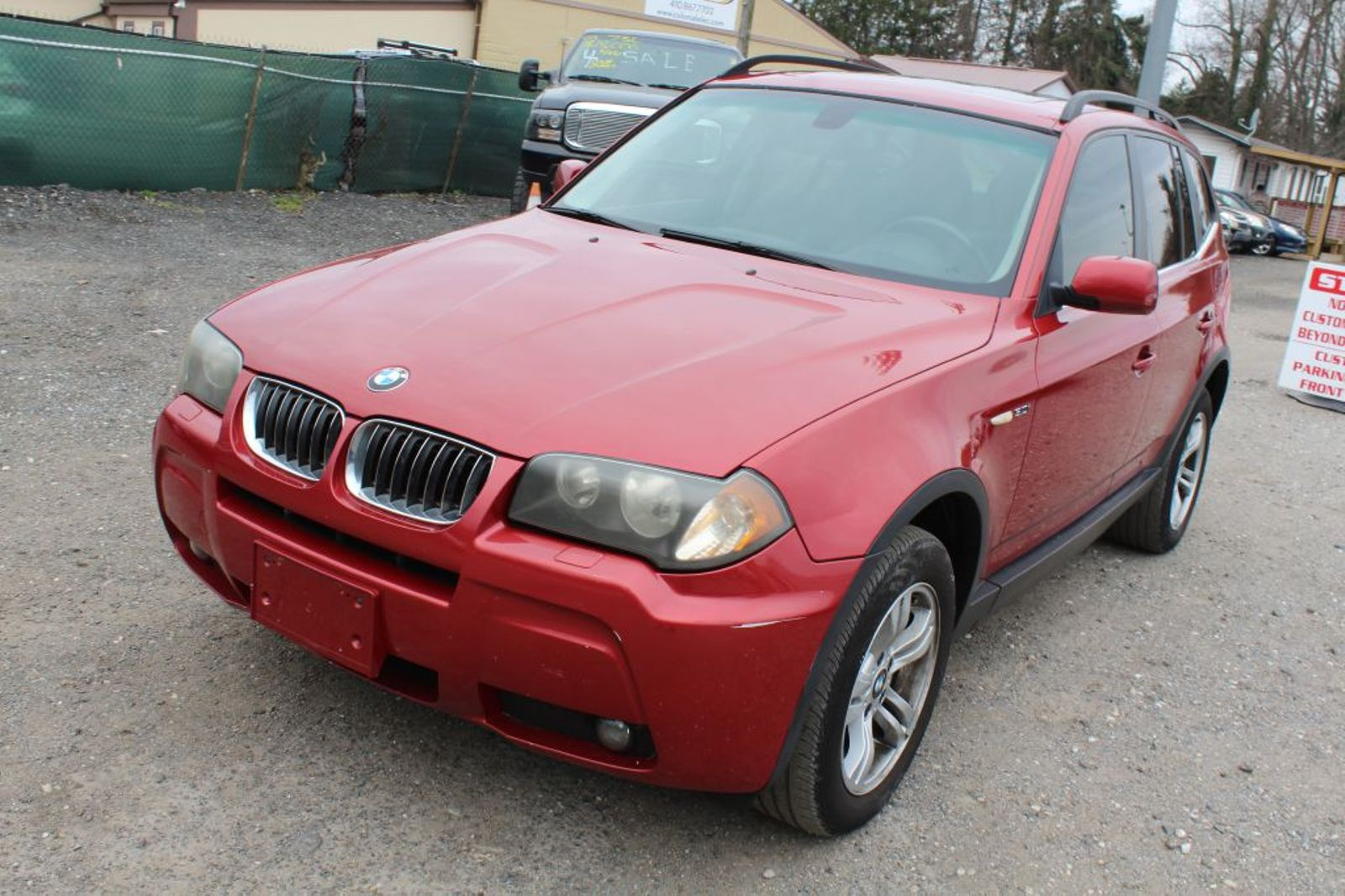 2006 BMW X3 30i 30I city MD South County Public Auto Auction