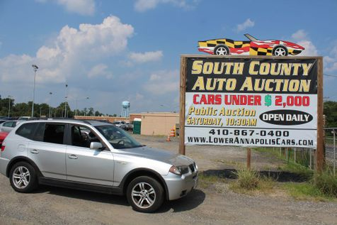 2006 BMW X3 3.0i 3.0I in Harwood, MD
