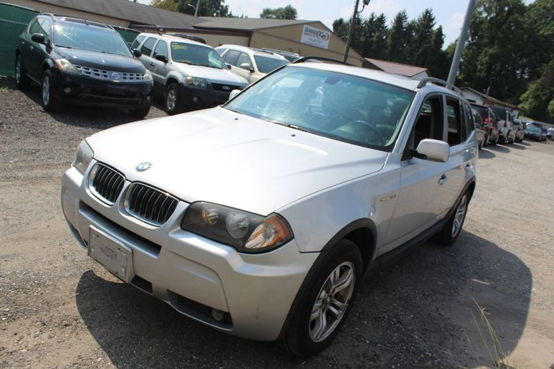 2006 BMW X3 30i 30I  city MD  South County Public Auto Auction  in Harwood, MD