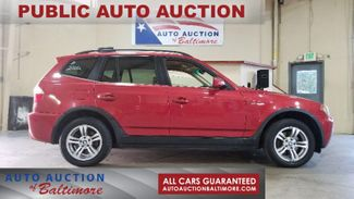 2006 BMW X3 3.0i  | JOPPA, MD | Auto Auction of Baltimore  in Joppa MD