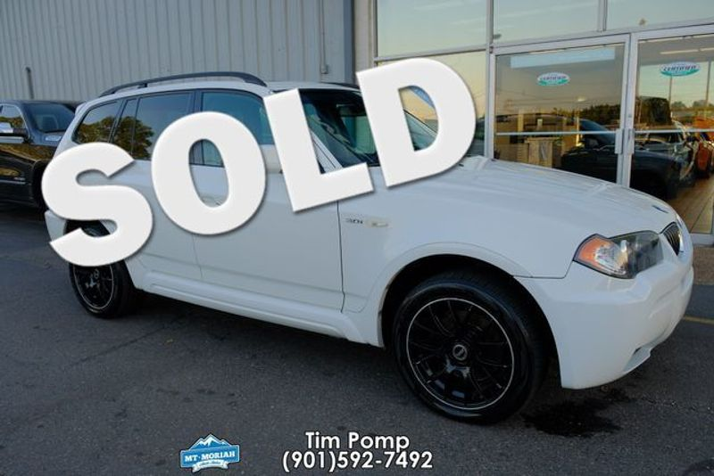 2006 BMW X3 3.0i  | Memphis, Tennessee | Tim Pomp - The Auto Broker in Memphis Tennessee