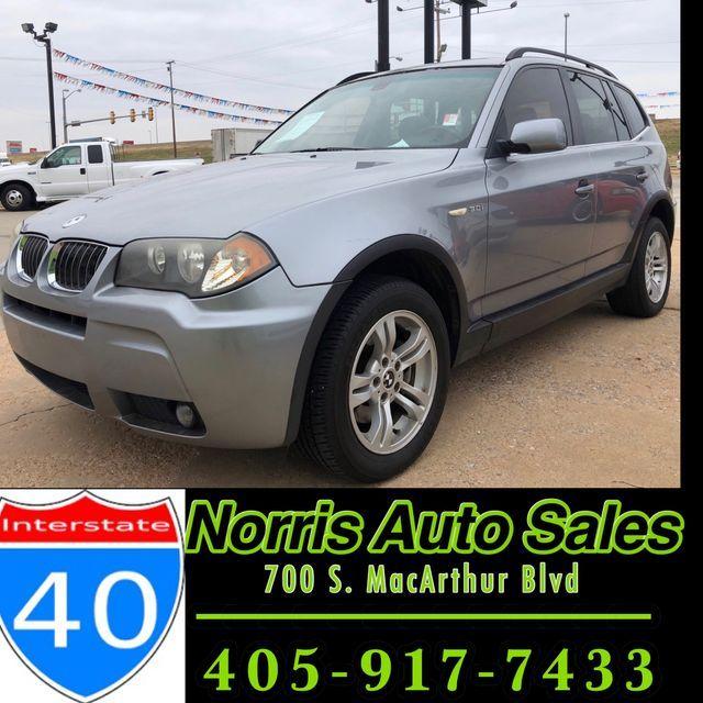 2006 BMW X3 3.0i  | Oklahoma City, OK | Norris Auto Sales (I-40) in Oklahoma City OK