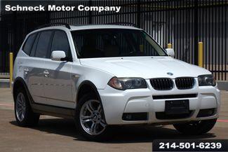 2006 BMW X3 3.0i in Plano, TX 75093
