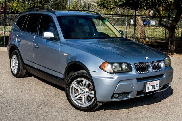 2006 BMW X3 3.0i Reseda, CA 46