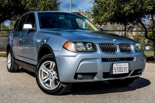 2006 BMW X3 3.0i Reseda, CA 45