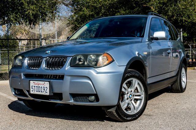 2006 BMW X3 3.0i Reseda, CA 42
