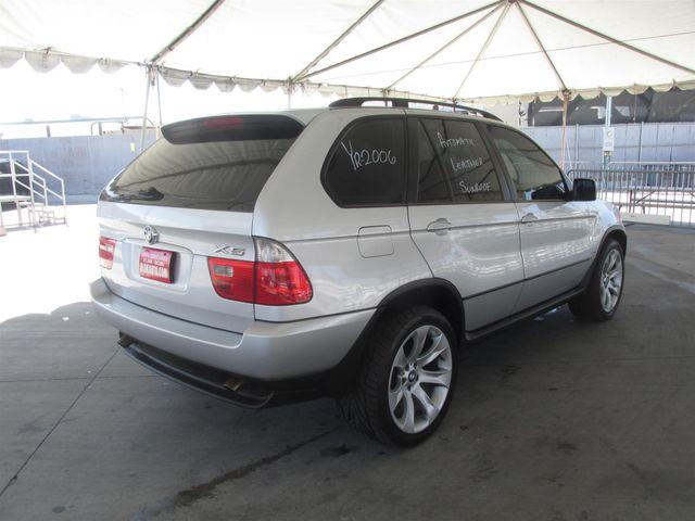 2006 BMW X5 3.0i Gardena, California 2