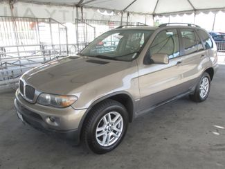 2006 BMW X5 3.0i Gardena, California