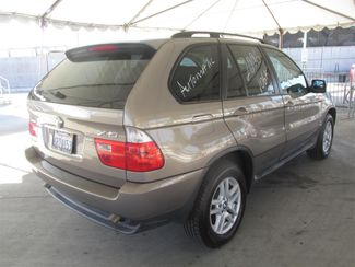 2006 BMW X5 3.0i Gardena, California 2