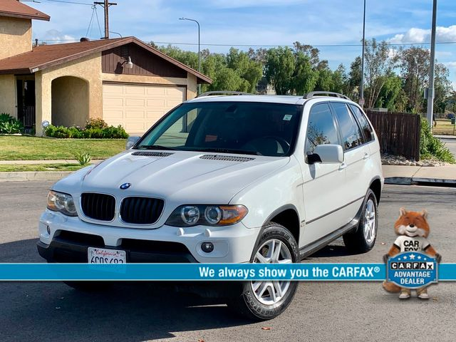 2006 BMW X5 3.0i PREMIUM PKG NEW TIRES PANORAMIC ROOF SERVICE RECORDS