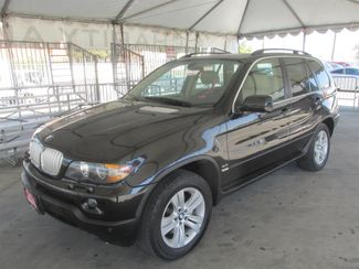 2006 BMW X5 4.4i Gardena, California