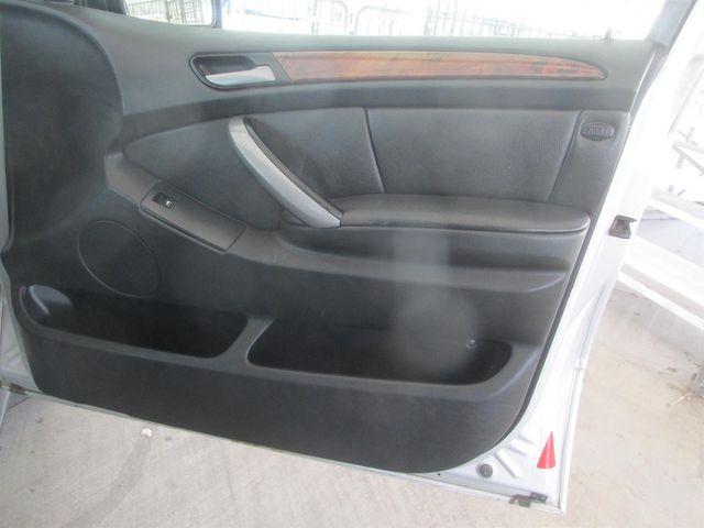 2006 BMW X5 4.4i Gardena, California 13