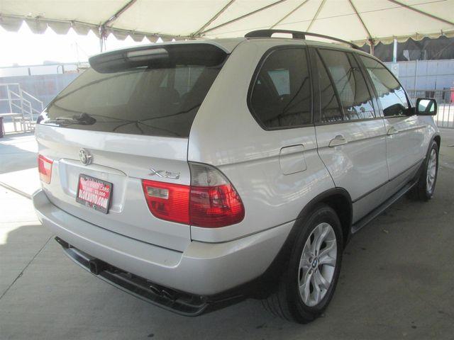 2006 BMW X5 4.4i Gardena, California 2