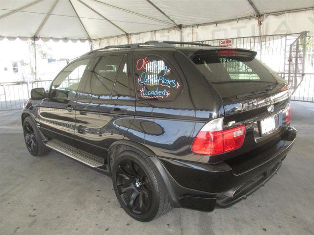 2006 BMW X5 4.8is Gardena, California 1