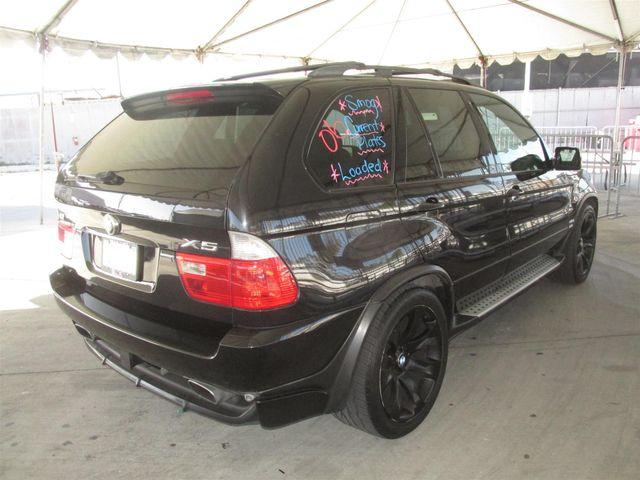 2006 BMW X5 4.8is Gardena, California 2