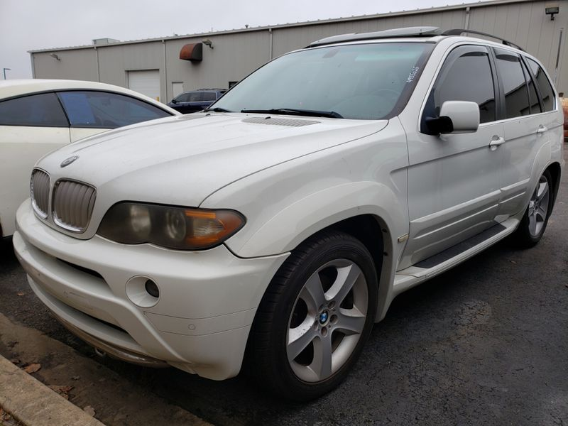 2006 BMW X5 4.4i | Champaign, Illinois | The Auto Mall of Champaign in Champaign Illinois