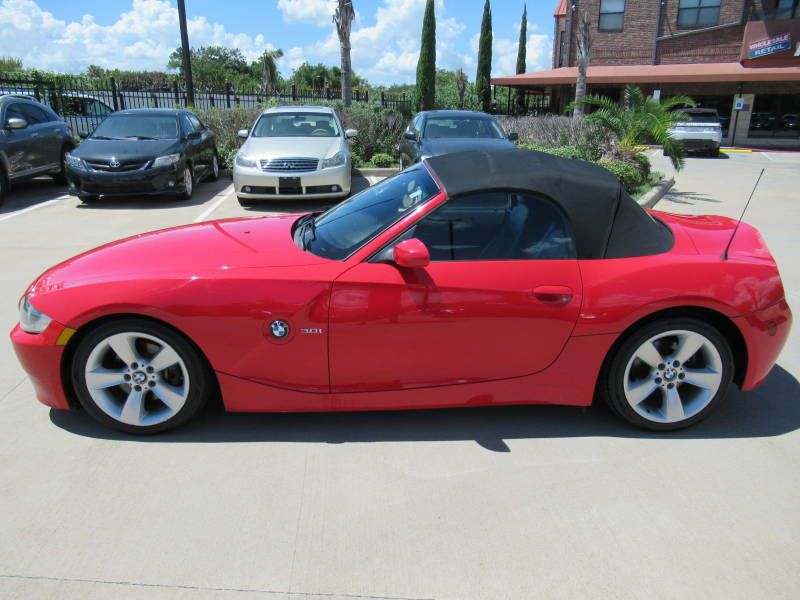 2006 Bmw Z4 3 0i Houston Tx American Auto Centers In