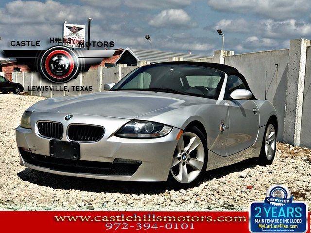 2006 BMW Z4 3.0i 3.0i | Lewisville, Texas | Castle Hills Motors in Lewisville Texas