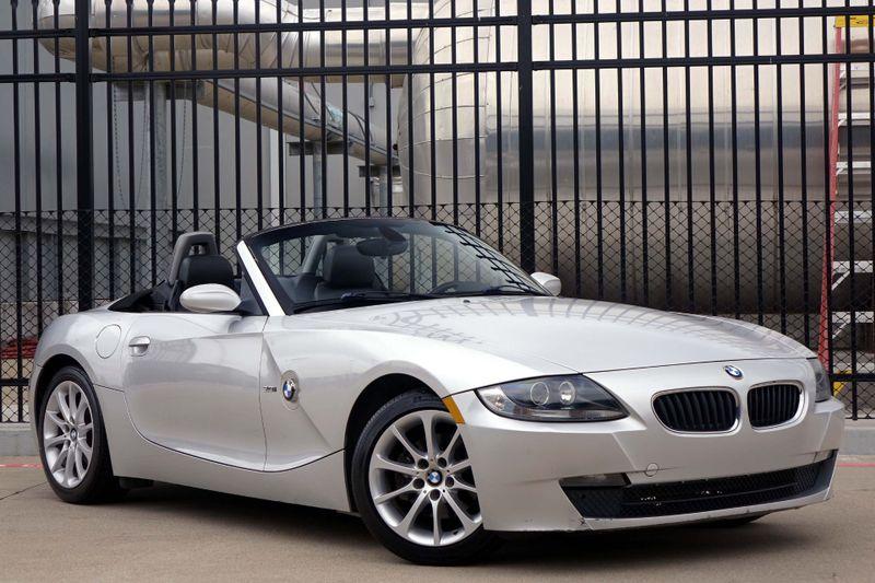 2006 BMW Z4 3.0i *Only 57 k Mi* Auto Trans* EZ Finance**   Plano, TX   Carrick's Autos in Plano TX