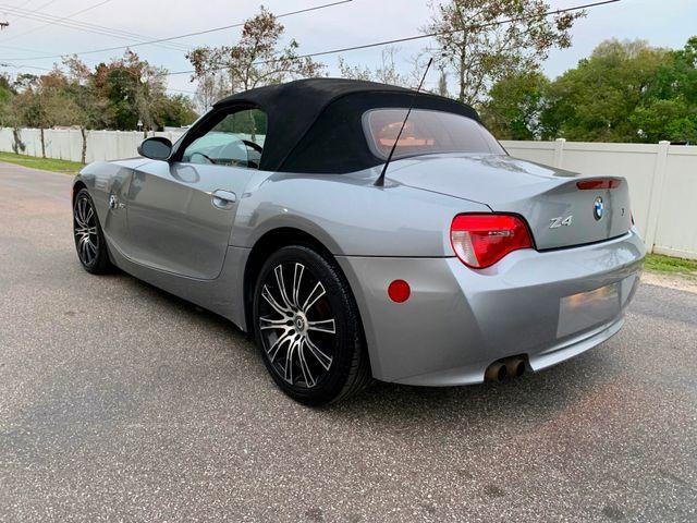 2006 BMW Z4 3.0i Tampa, Florida 4