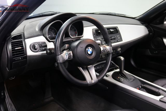 2006 BMW Z4 3.0si Merrillville, Indiana 9