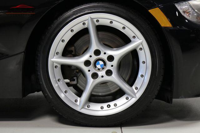 2006 BMW Z4 3.0si Merrillville, Indiana 44