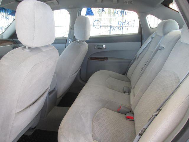 2006 Buick LaCrosse CX Gardena, California 9