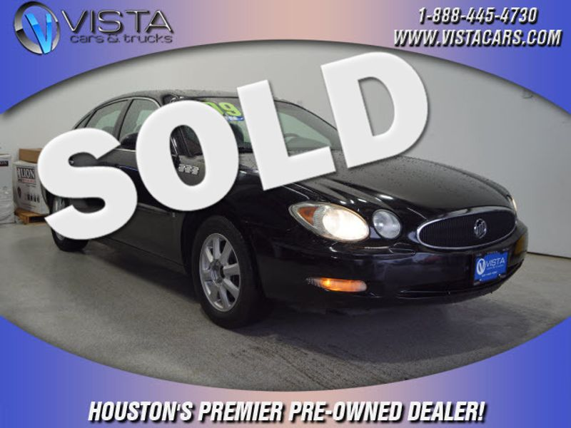 2006 Buick LaCrosse CX  city Texas  Vista Cars and Trucks  in Houston, Texas