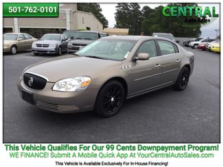 2006 Buick Lucerne CXL   Hot Springs, AR   Central Auto Sales in Hot Springs AR