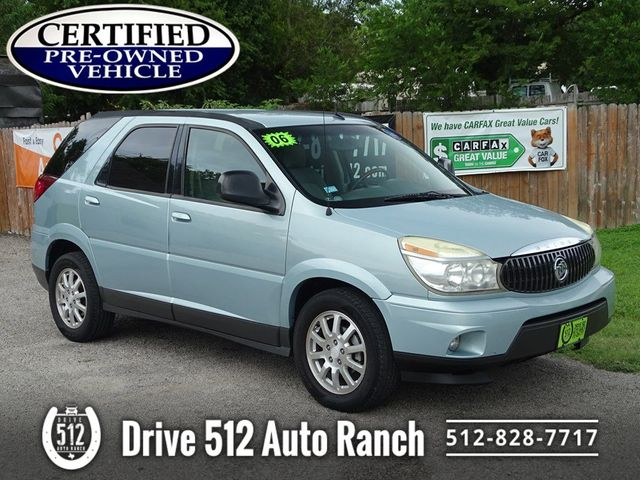 2006 Buick Rendezvous THIRD ROW SEATING