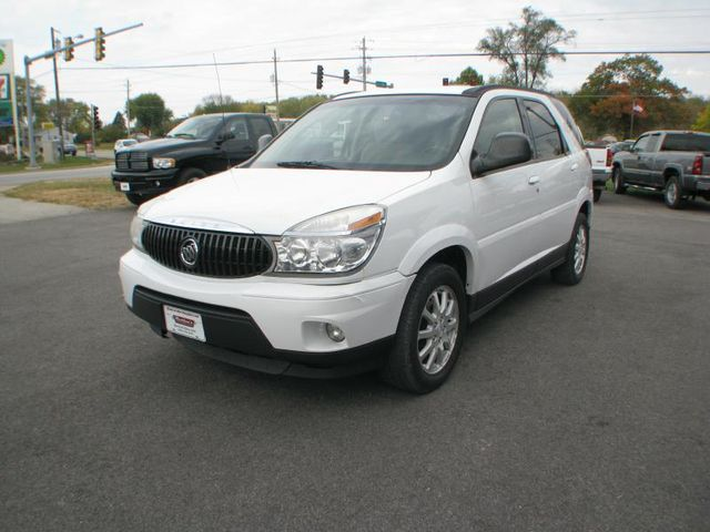 2006 Buick Rendezvous 4d SUV AWD CX