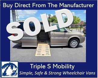 2006 Buick Terraza Cxl Wheelchair Van Handicap Ramp Van in Pinellas Park, Florida 33781