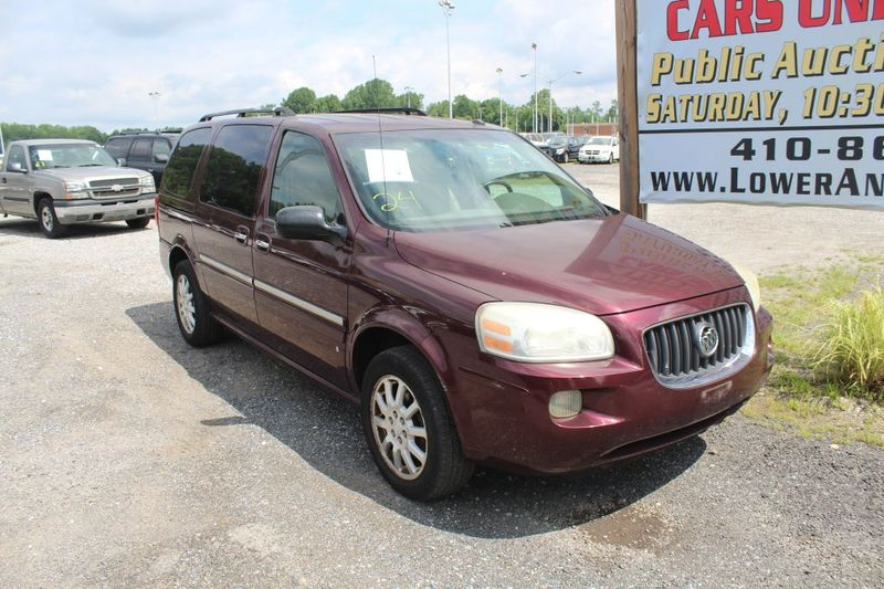 2006 Buick Terraza CX  city MD  South County Public Auto Auction  in Harwood, MD