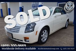 2006 Cadillac CTS LOW MILES, NAV, NICE! in Rowlett
