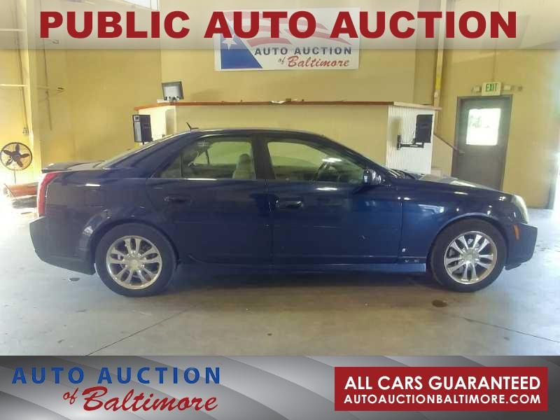 2006 Cadillac CTS  | JOPPA, MD | Auto Auction of Baltimore  in JOPPA MD
